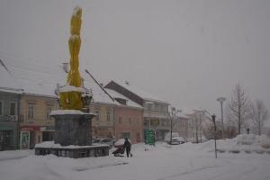 2013 - Wintereinbruch